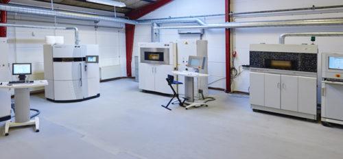 3D print produktion
